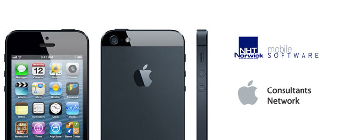 NHT-Norwick dentro de Apple Consultant Network